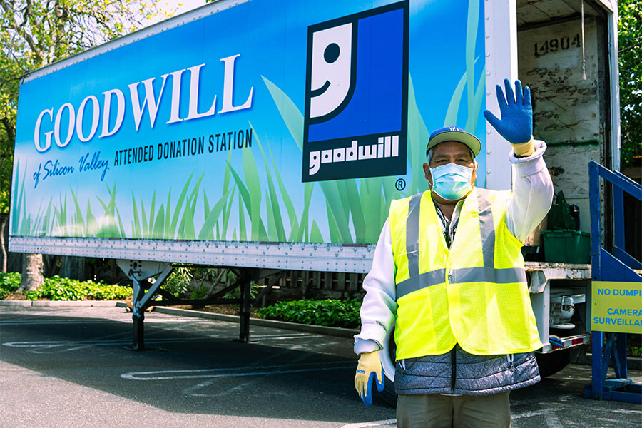 Goodwill of Silicon Valley Donations