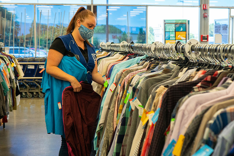 Goodwill of Silicon Valley Retail Stores Inventory
